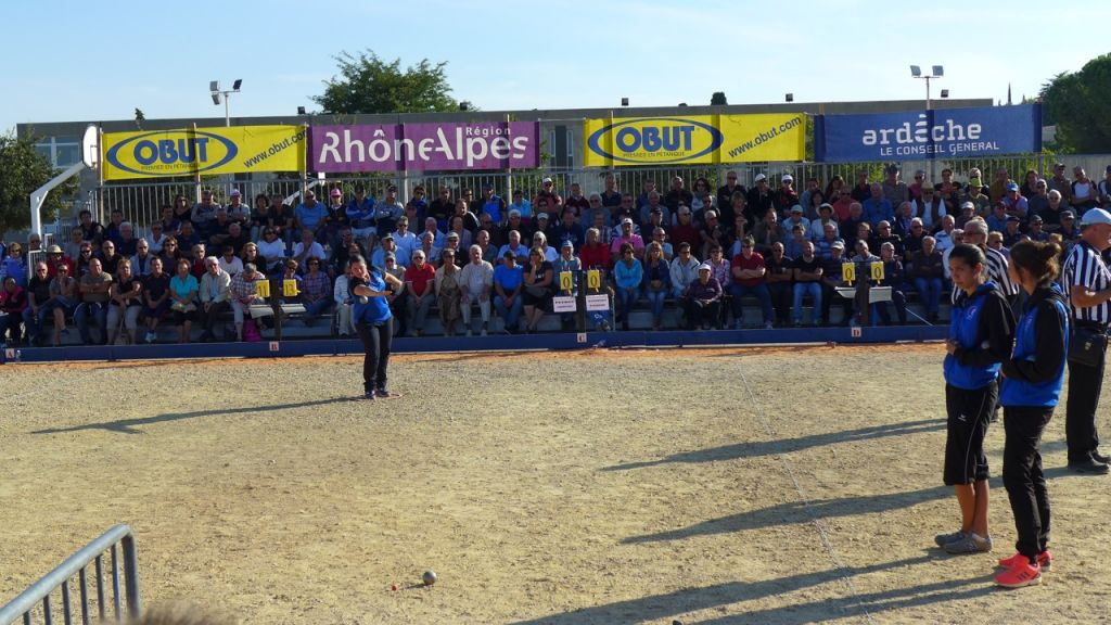 International de Pétanque en Septembre