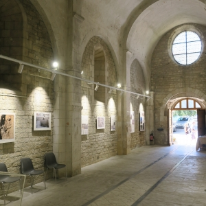 exposition chapelle